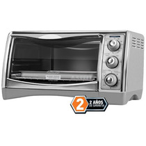 Horno Grill Electrico Black And Decker 23lts Convección 4501