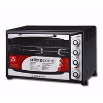 Horno Electrico Ultracomb 85 Litros Grill Y Spiedo Uc85rcl