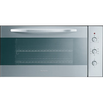Combo Horno Ariston 90 Cm Mb 91 + Anafe Ph 941 Mstv Ix Acero