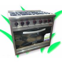 Cocina Industrial Morelli 900 / 90 Horno Visor Oeste Cocinas