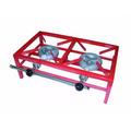 Quemador Anafe Industrial 20000 Cal/h Rojo Foco Gas E Oferta