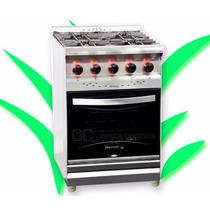 Cocina Industrial Morelli 55cm Horno Visor - Oeste Cocinas