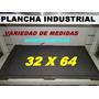 Plancha P/ Bifes* Bifera Industrial 32 X 64 C /restaurantes