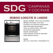 Horno Longvie Mod H14600 Xf