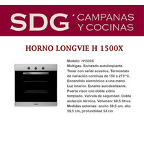 Longvie Horno Mod H1500 Xf