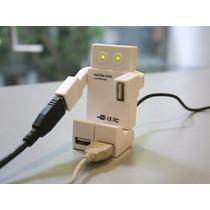 Hub Usb 4 Puertos Robot