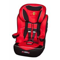 Butaca Booster Auto Bebe Niños Ferrari F91 9 A 36kg Bebesit