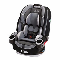 Butaca Booster Graco 4 Ever Silla Auto 0 A 55kg All In One