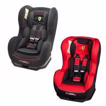 Butaca Bebe 5 Posiciones Reclinado Ferrari Cosmo Sp 0 A 18 K