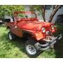 Jeep Ika 4x2 1957 Desarmado Con Todas Las Piezas Para Armar.