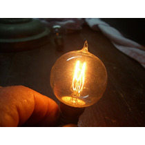 Lampara Incandescente - Osram Antigua - Filamento Helicoidal