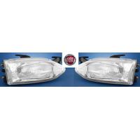 Optica Fiat Palio Siena 97 98 99 00 01 Monoparabola