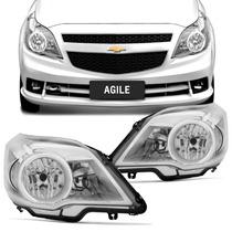 Optica Chevrolet Agile 2009 2010 2011 2012 2013 Nuevo