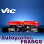 Kit Faros Auxiliares Vw Polo 96 / 00