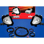 Kit Faros Antinieblas Chevrolet Corsa (1999 - 2010) - Vic