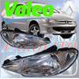Óptica Peugeot 206 Parabola Simple Monop Lisa Original Valeo