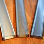 Perfil De Aluminio Para Tira Led Color Aluminio Natural
