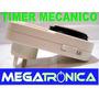 Timer Mecanico Zurich 24hs Regulacion C/15min 220v 10amper