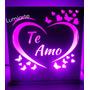 Regalo De San Velentin - Dia De Los Enamorados Luz De Noche
