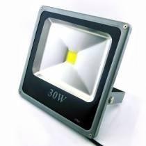 Reflector Led 30w Blanco Para Exterior 120º 2700 Lm Clase A