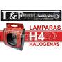 Lampara Lyf H4 12v 60 / 55w Homologada Simil Xenon Blue Coat
