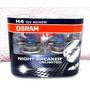 Par Lampara H4 Osram Night Breaker Unlimited 60/55w Alemana