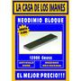 Iman De Neodimio - 40x10x5mm - El Mejor Precio!!!