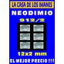 Neodimio 12 X 2 Mm Imanes Super Potentes