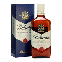 Whisky Ballantines 1 Litro Con Estuche