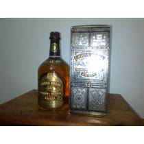 Whisky Chivas Regal 12 Años (750ml) - Original
