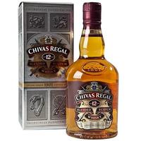 Whisky Chivas Regal 12 Años 1000cc Estuche Zona Norte