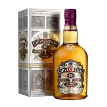 Whisky Chivas Regal 750 Ml. Con Estuche