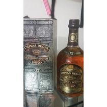 Whisky Chivas Regal 12 Años 1 Litro