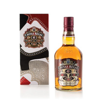 Chivas Regal 12 Años Gift Tin Metal 750ml - Origen Escocia