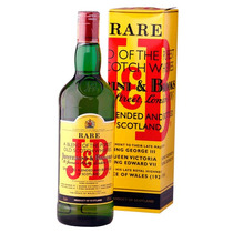 Whisky J & B 750 Ml.