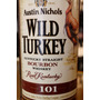 Whisky Bourbon Wild Turkey 101 Premium 750ml En San Isidro