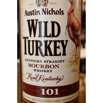 Whisky Bourbon Wild Turkey 101 Premium 750ml En San Isidro