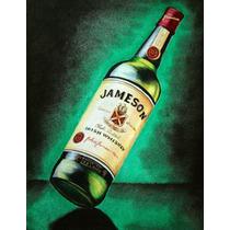 Whisky Jameson Importado De Irlanda