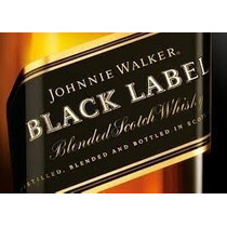Oferton!! Whisky Johnnie Walker Black 750 Ml En Tucumán