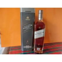 Whisky Johnnie Walker De 18 Años De Añejamiento ,platinum