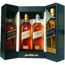 Johnnie Walker Collection Pack 800cc - Incluye Blue Label