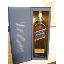Johnnie Walker Blue Label Edicion Tiffany