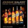 Whisky Johnnie Walker Black Label 750cc C/estuche Zona Oeste