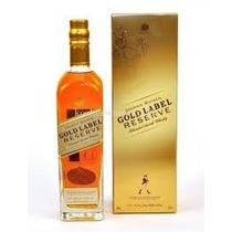 Whisky Johwalk Gold Label Reserve 750 Ml C Estuche Banfield