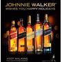 Whisky Johnnie Walker Black Label 750cc C/estuche R Mejia
