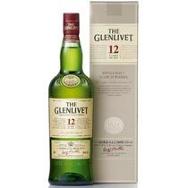 Whisky The Glenlivet 12 Años 700 Ml En Estuche
