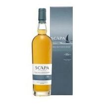 Whisky Scapa 16 Años 700 Ml En Estuche