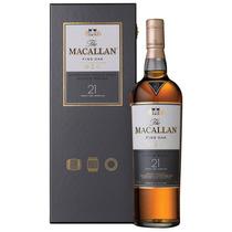Whisky The Macallan 21 Años Single Malt C/estuche Escoces