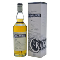 Whisky Cragganmore 12 Años Single Malt Con Estuche Escoces