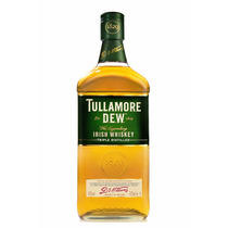 Tullamore Dew Irish Whiskey Triple Distilled- Origen Irlanda